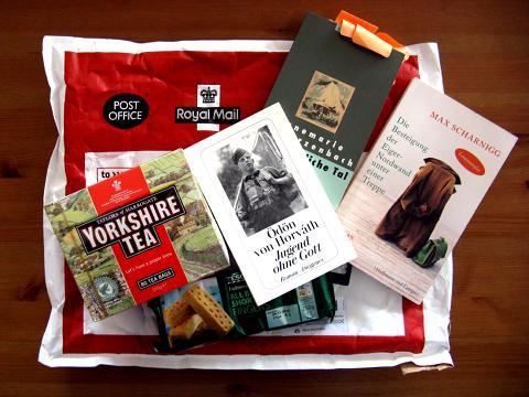 Bücher aus Great Britain