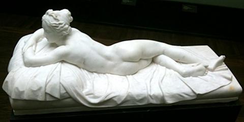 Alte Nationalgalerie - Skulptur