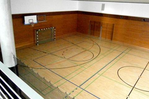 Bundeshandballhalle