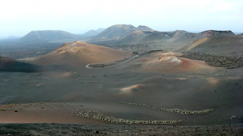 Timanfaya Nationalpark: Vulkangestein und viel Nichts