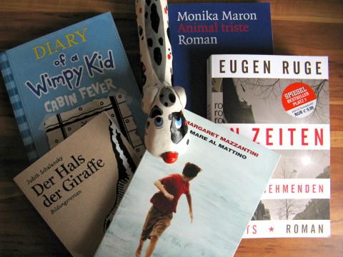 Bücher im November und Dezember
