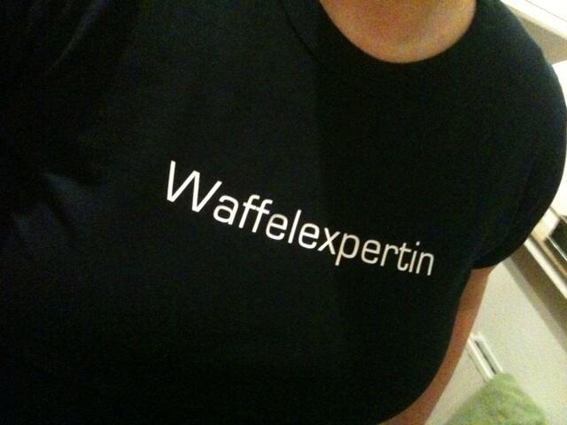 Waffelexpertin