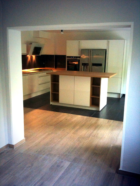Küche in schön