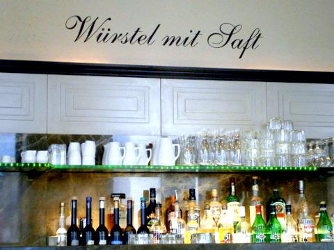 Café Drechsler am Naschmarkt
