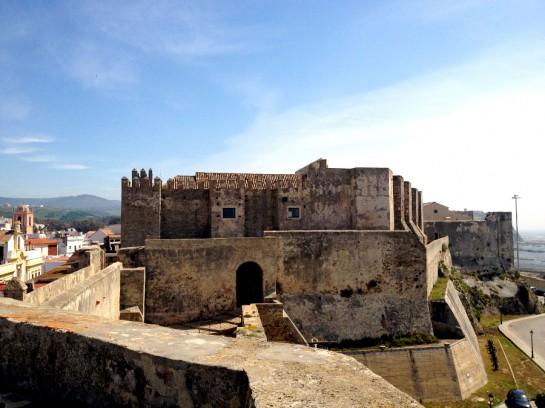 Die Festung von Guzman el Bueno in Tarifa