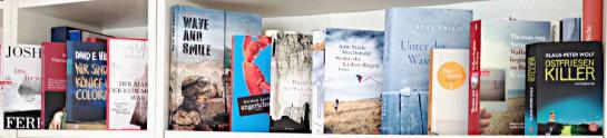 Bücher im Mai und Juni 2014