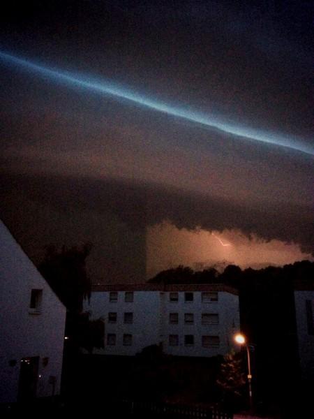 Unwetter Pfingsten 2014 in Dortmund