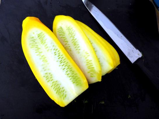 Zucchini, erlegt