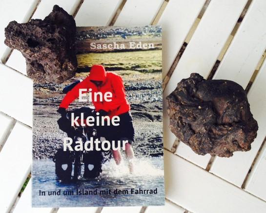 Buch von Sascha Eden: Eine kleine Radtour