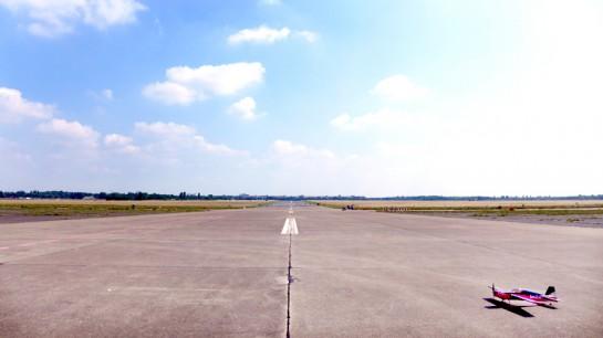 Tempelhof: Flugfeld
