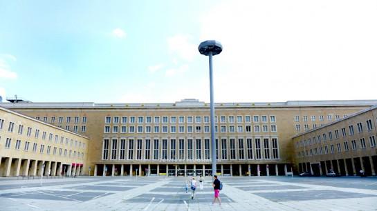 Zentralflughafen Tempelhof: Abfertigungshalle