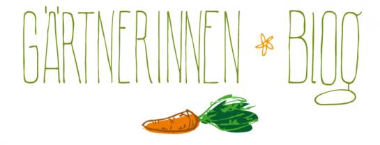 Logo Gärtnerinnenblog