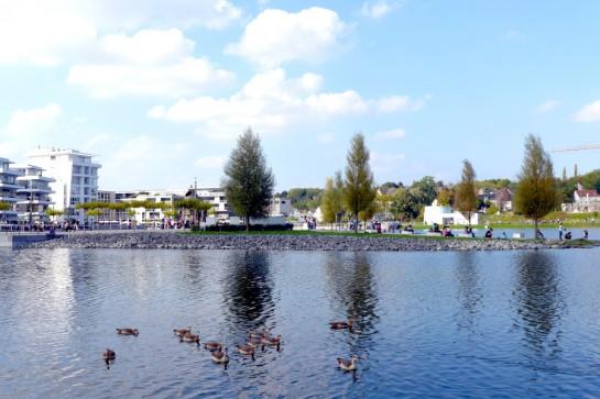 Phoenixsee - Hafen