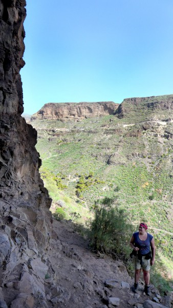 Gran Canaria: Fortaleza Grande (Ansite)