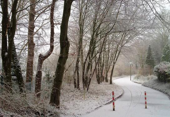 Dortmund-Schüren: Am Sportplatz