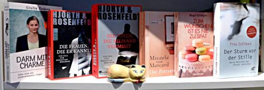 Bücher im Dezember 2014