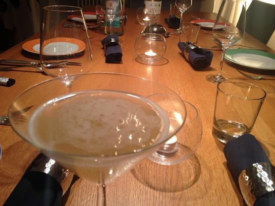 Gimlet-Cocktail