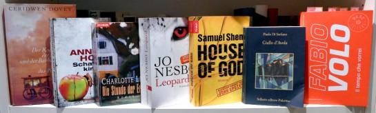 Bücher im Februar 2015