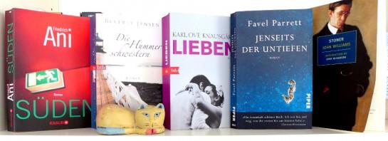 Bücher im März 2015