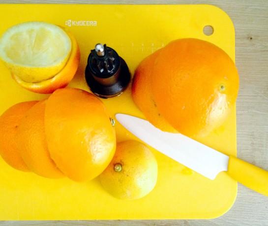 12von12 im April: Ausgepresste Orangen