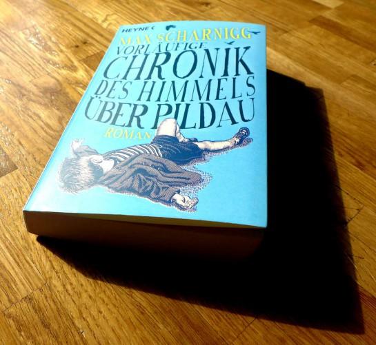 Vorläufige Chronik des Himmels über Pildau - Cover