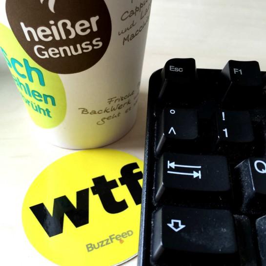 12von12 im Mai: Bürokaffee