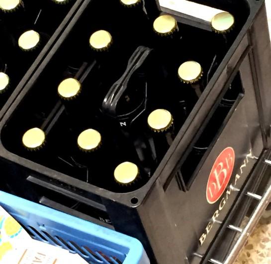 12von12 im Mai: Getränkeeinkauf - Bergmann Bier