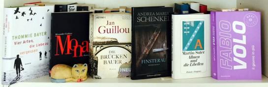 Bücher im Mai