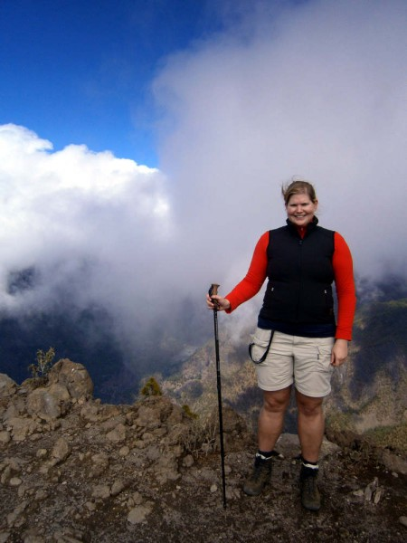 Wanderratgeber: In den Wolken auf dem Pico Bejenado, La Palma.