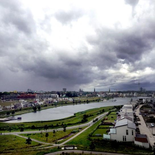 Phoenixsee, Sturm