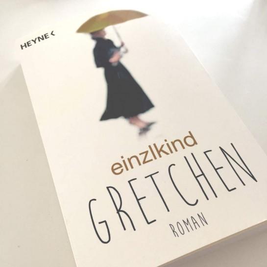 Einzlkind: Gretchen (Buchabbildung)