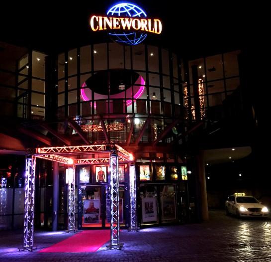 12von12 im November: Cineworld Lünen