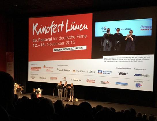 12von12 im November: Eröffnungsgala Kinodest Lünen