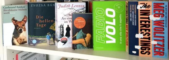 Bücher Ende 2015