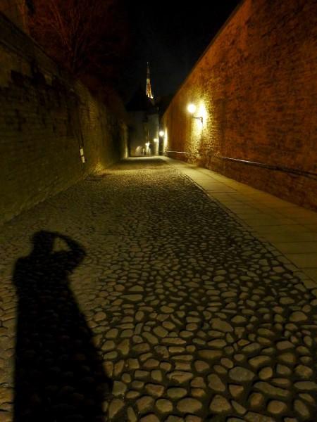 Tallinn_Altstadt_Nacht02