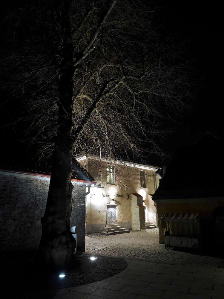 Tallinn_Altstadt_Nacht03