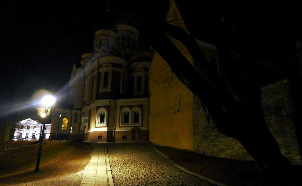 Tallinn_Altstadt_Nacht04