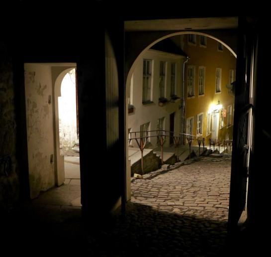Tallinn_Altstadt_Nacht06