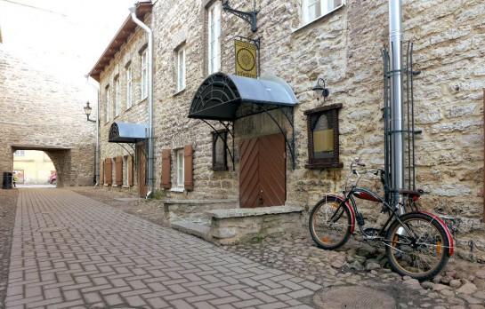 Tallinn_Restaurant_Fahrrad