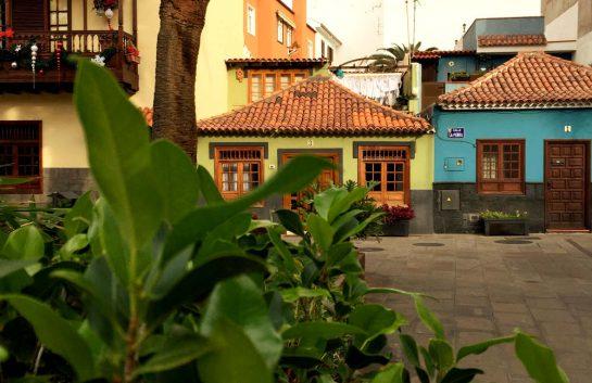 Teneriffa, Puerto de la Cruz: Altstadt