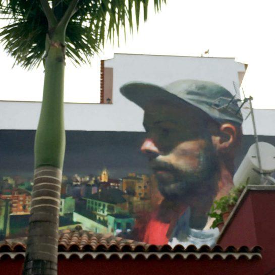 Puerto de la Cruz: Graffiti