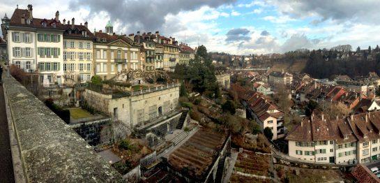 Bern: Stadtpanorama