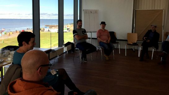 Dangast, Barcamp: Ausblick