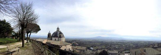 Rocca dei Pai: Kirche Santa Margherita