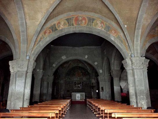 San Flaviano von innen