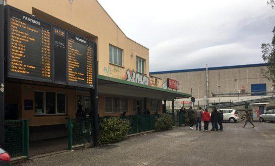 Busbahnhof von Viterbo