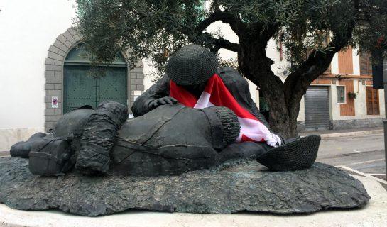 Ortona: Denkmal