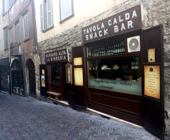 Bergamo: Birreria & Snack Bar