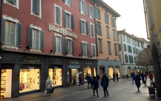 Bergamo: Città bassa