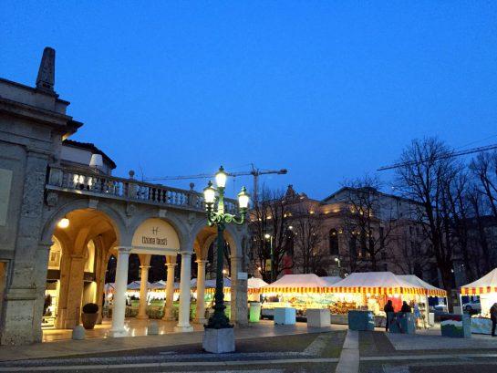Bergamo: Markt